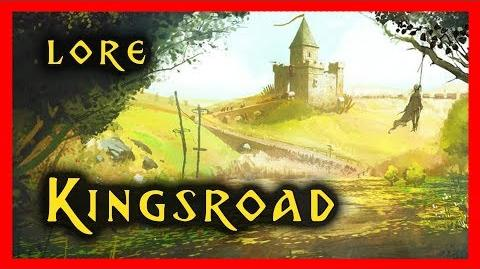 Kingsroad - Highway of Westeros from South to the North Game of Thrones A Song of Ice and Fire