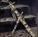 Jaime Lannister's Sword and Scabbard