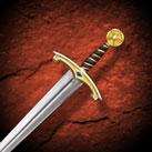 Rose Pommel Sword