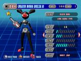 Death Borg Delta II