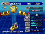 Jelly Diver