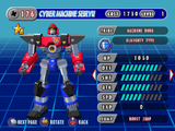 Cyber Machine Seiryu