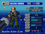 Gatling Gunner
