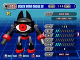 Death Borg Omega III