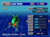 Claw Worm