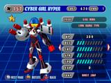 Cyber Girl Hyper