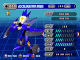 Acceleration Ninja