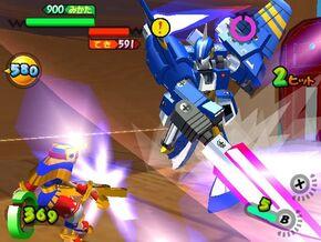 Gotcha Force Battle
