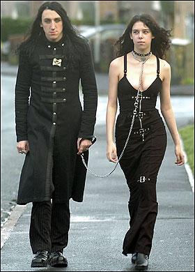 category goth types goth wiki fandom powered by wikia