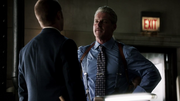 Jim Gordon meeting Lt. Bill Cranston