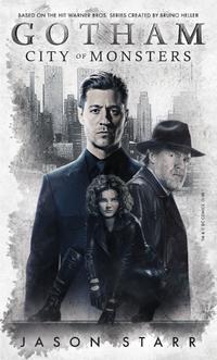 Gotham City of Monsters novel