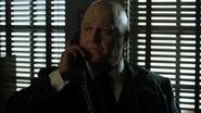 Nathaniel Barnes talking on the phone