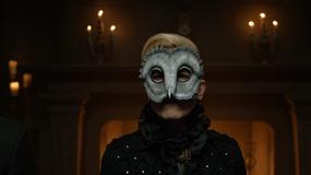 Kathryn in Owl Mask