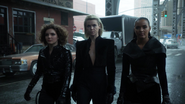 The Sirens 4x08