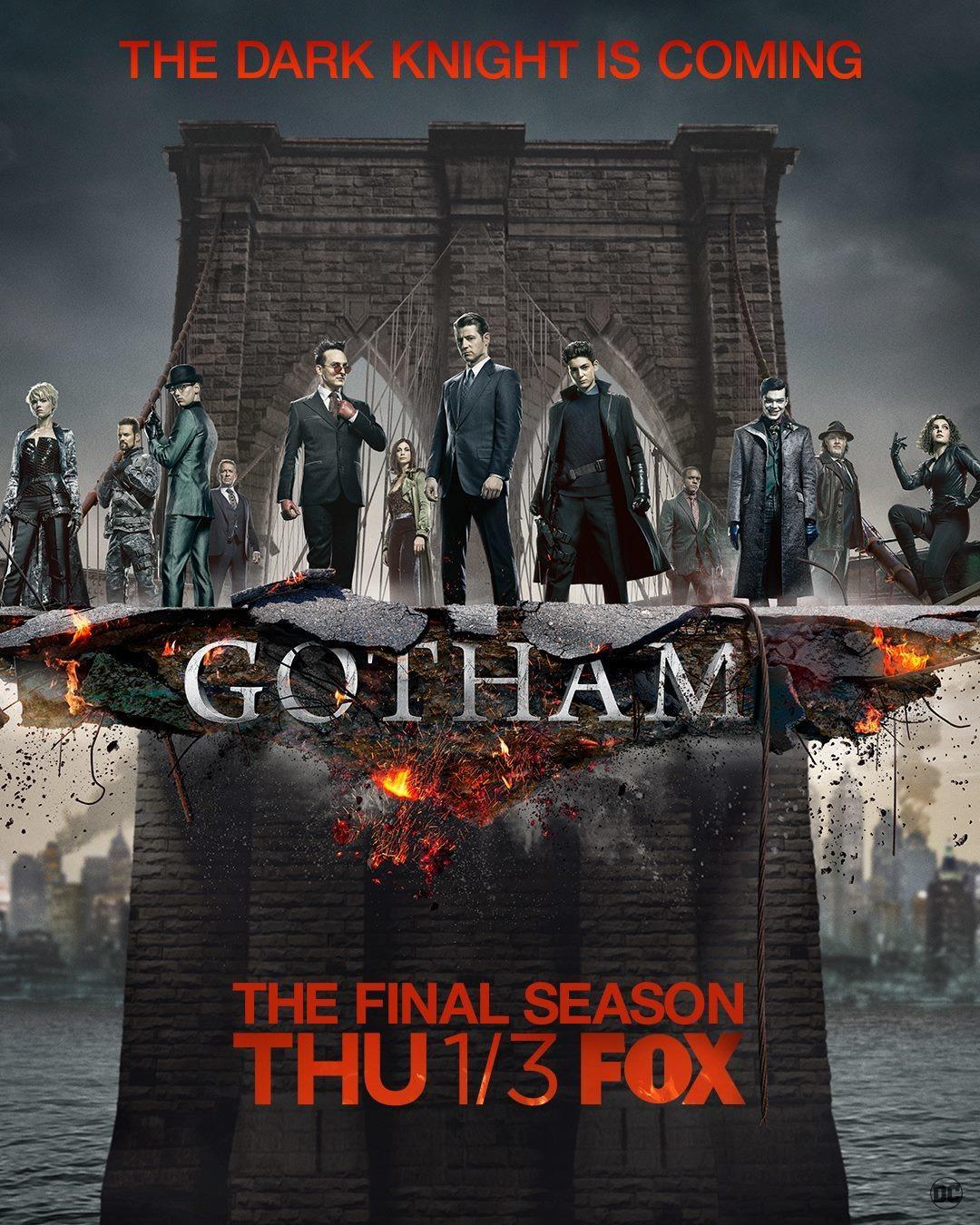 Season 5 Gotham Wiki Fandom Powered By Wikia