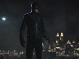 Bruce Wayne's vigilante suit