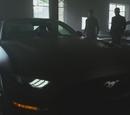 V8 Mustang