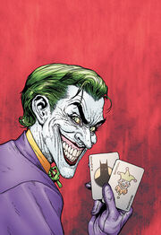 Joker Man Who Laughs
