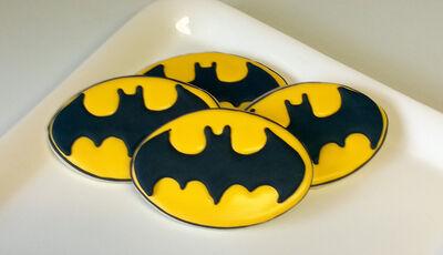 Batman-Cookies
