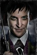 Oswald Cobblepot season 1 poster promotional
