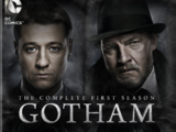 Gotham: The Complete First Season