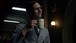 Edward Nygma - Spirit of the Goat