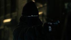 Masked Man Gotham