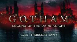Gotham No Man's Land (Cataclysm)