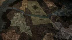 Gotham Supervillain Territory
