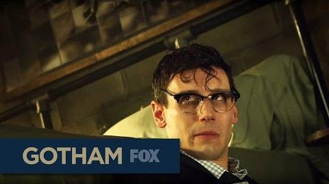 """GOTHAM Riddle Me This from """"Rise of the Villains Mommy's Little Monster"""""""