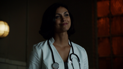 Leslie Thompkins - Rogues' Gallery