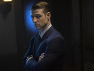 Jim Gordon season 2 promotional