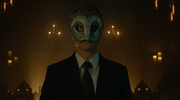 Jim Gordon initiated into the Court of Owls