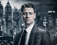 Jim Gordon season 4 promotional