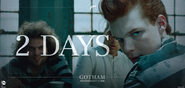 2 days until Gotham season 2 premiere