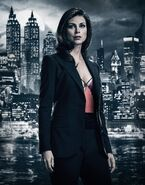 Leslie Thompkins season 4 promotional