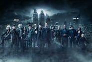 Gotham season 4 main characters poster