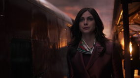 Leslie Thomkins returns to Gotham City