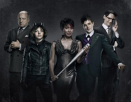 Gotham Main Villains