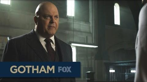 "GOTHAM An Accomplice from ""Rise of the Villains Worse Than A Crime"""