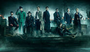 Gotham Season 5 main characters poster