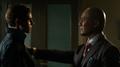 Hugo Strange talking with Bruce Wayne - A Legion of Horribles.png