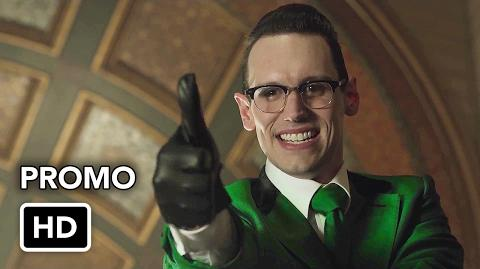 "Gotham 3x15 Promo ""How the Riddler Got His Name"" (HD) Season 3 Episode 15 Promo"