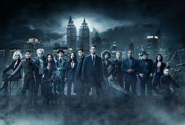 Poster casting season 4 gotham