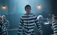 Oswald arrive à Arkham
