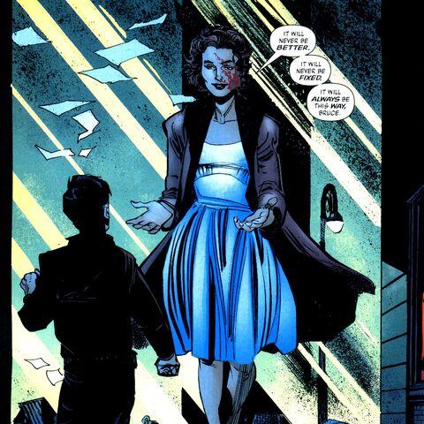 Martha Wayne dans les comics