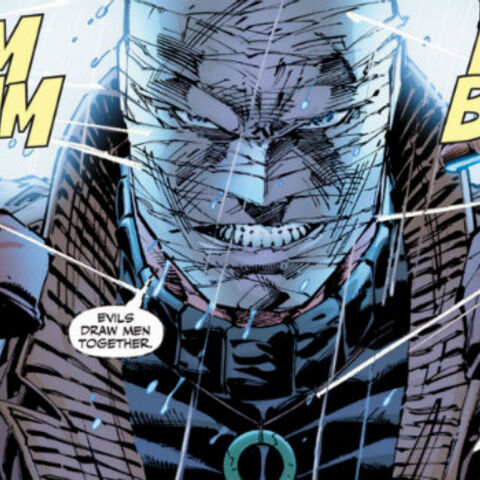 Tommy Elliot/Hush dans les comics