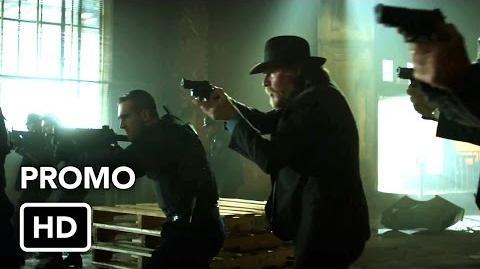 "Gotham Season 3 ""Production Has Begun Bullock"" Teaser Promo (HD)"