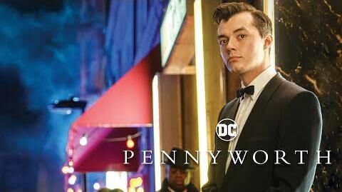 Pennyworth Trailer (HD) Alfred Pennyworth origin story