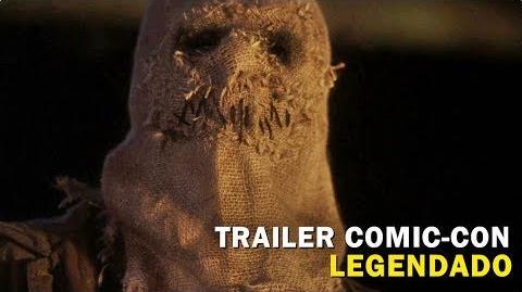 Gotham (4ª Temporada) Trailer legendado Comic-Con® 2017